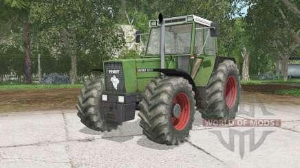 Fendt Favorit 611 LSA Turbomatiƙ E для Farming Simulator 2015