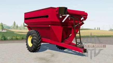 J&M 87ⴝ для Farming Simulator 2017