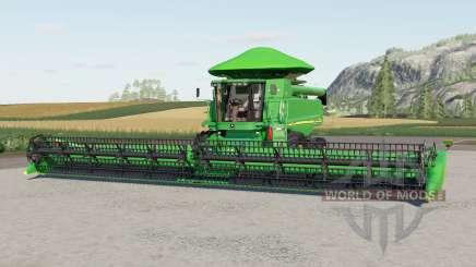 John Deere 50&60 series STS для Farming Simulator 2017