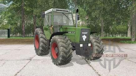Fendt Favorit 611 LSA Turbomatik Є для Farming Simulator 2015