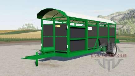 Laumetris PTL-10G для Farming Simulator 2017
