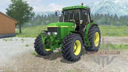 John Deere 6৪10 для Farming Simulator 2013