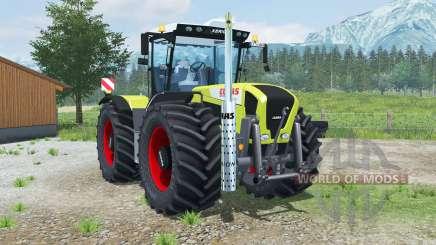Claas Xerion 3800 Trac VȻ для Farming Simulator 2013