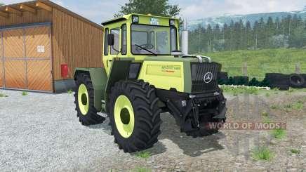 Mercedes-Benz Trac 1400 Turbo Intercooler для Farming Simulator 2013