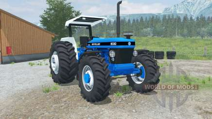 New Holland 8030 для Farming Simulator 2013