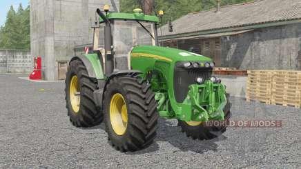 John Deere 85Ձ0 для Farming Simulator 2017