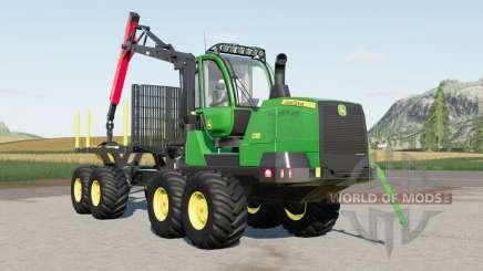 John Deere 1210G для Farming Simulator 2017