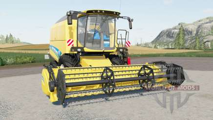 New Holland TC5.୨0 для Farming Simulator 2017