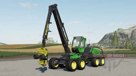 John Deere 1170G для Farming Simulator 2017
