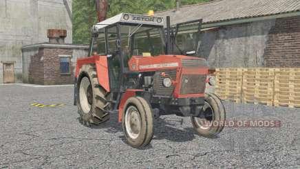 Zetor ৪111 для Farming Simulator 2017