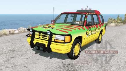 Gavril Roamer Tour Car Beamic Park v3.1.5 для BeamNG Drive