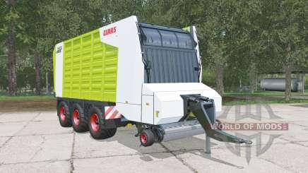 Claas Cargos 9ⴝ00 для Farming Simulator 2015