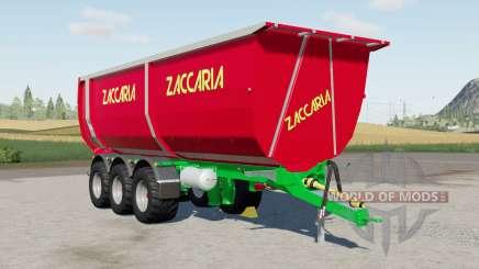 Zaccaria ZAM 200 DP8 Super Pluᵴ для Farming Simulator 2017