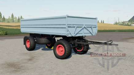 Fortschritt HⱲ 80 для Farming Simulator 2017