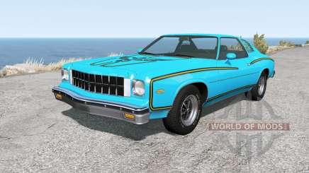 Bruckell Moonhawk remodelled для BeamNG Drive
