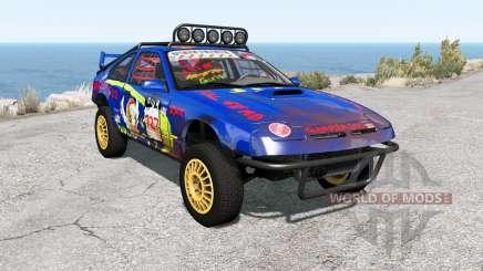 Ibishu 200BX Rally для BeamNG Drive