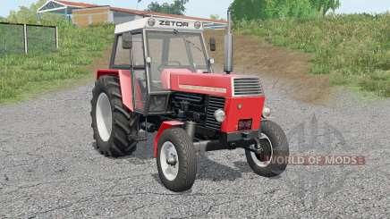 Zetor Crystal 1Ձ011 для Farming Simulator 2017