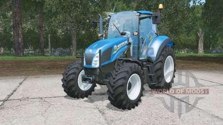 New Holland T5-series для Farming Simulator 2015