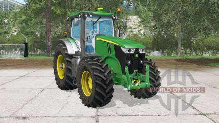 John Deere 7200Ꞧ для Farming Simulator 2015