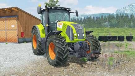 Claas Axion 830 для Farming Simulator 2013