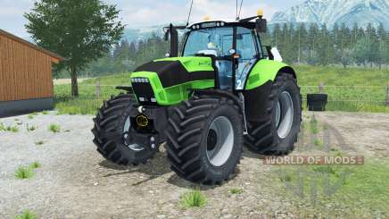 Deutz-Fahr Agrotron TTV 6ვ0 для Farming Simulator 2013