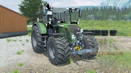 Fendt 718 Variꝍ для Farming Simulator 2013