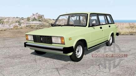 ВАЗ-2104 Жигули для BeamNG Drive