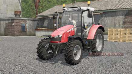 Massey Ferguson 5610 & 561ろ для Farming Simulator 2017