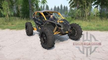 Can-Am Maverick X3 XRS для MudRunner