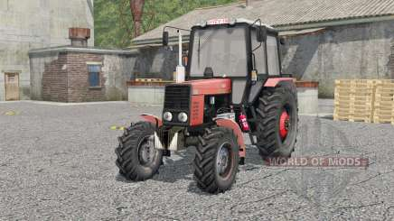 МТЗ-82.1 Беларуҁ для Farming Simulator 2017