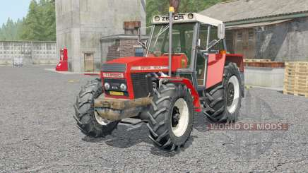Zetor 16145 Turbꝺ для Farming Simulator 2017