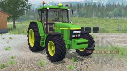 John Deerᶒ 6610 для Farming Simulator 2013
