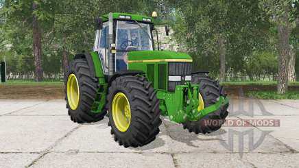John Deerⱸ 7810 для Farming Simulator 2015