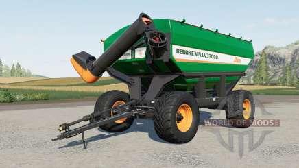Stara Reboke Ninja 33000 multifruit для Farming Simulator 2017