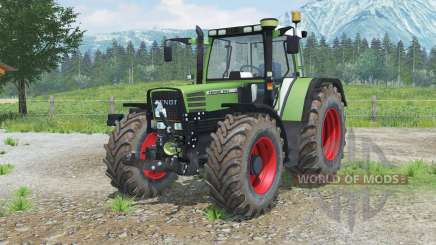 Fendt Favorit 515 C Turbomatiƙ для Farming Simulator 2013