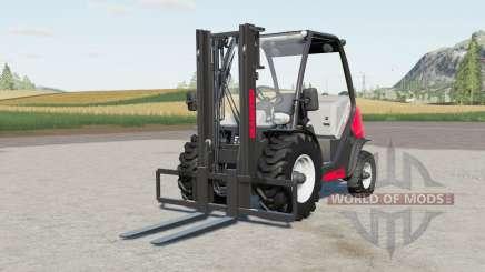 Manitou MC 18-4 Container Edition для Farming Simulator 2017