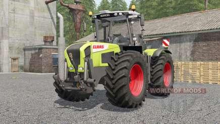 Claas Xerion 3800 Trac VȻ для Farming Simulator 2017