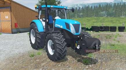 New Holland T7.260 для Farming Simulator 2013