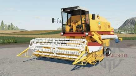 Bizon 505৪ для Farming Simulator 2017