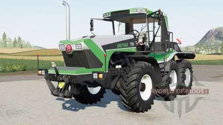 Tatra Unitrax 700 для Farming Simulator 2017