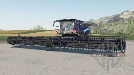 New Holland CꞦ10.90 для Farming Simulator 2017