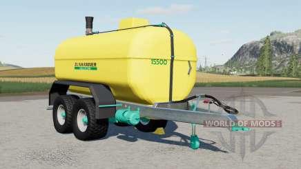 Zunhammer K15T для Farming Simulator 2017