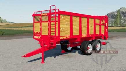 Supertino CS 140s для Farming Simulator 2017