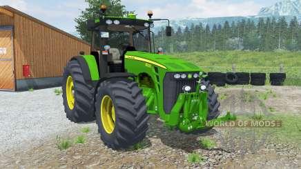 John Deere 85ƺ0 для Farming Simulator 2013