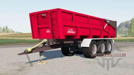Demarest 24T для Farming Simulator 2017