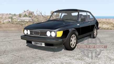 Saab 99 Turbo сombi сoupe 1978 для BeamNG Drive