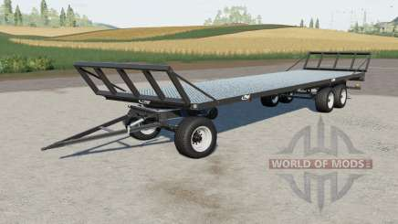 Fliegl DPW 180 autoloaɗ для Farming Simulator 2017