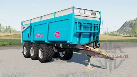 Maupu TDM 7632 EVOlutioᶇ для Farming Simulator 2017
