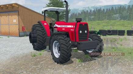 Massey Ferguson 299 Advanceᵭ для Farming Simulator 2013