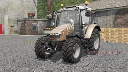 Massey Ferguson 5610 & 561ƺ для Farming Simulator 2017